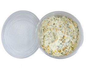 Dungeness Crab and Cheddar Spread