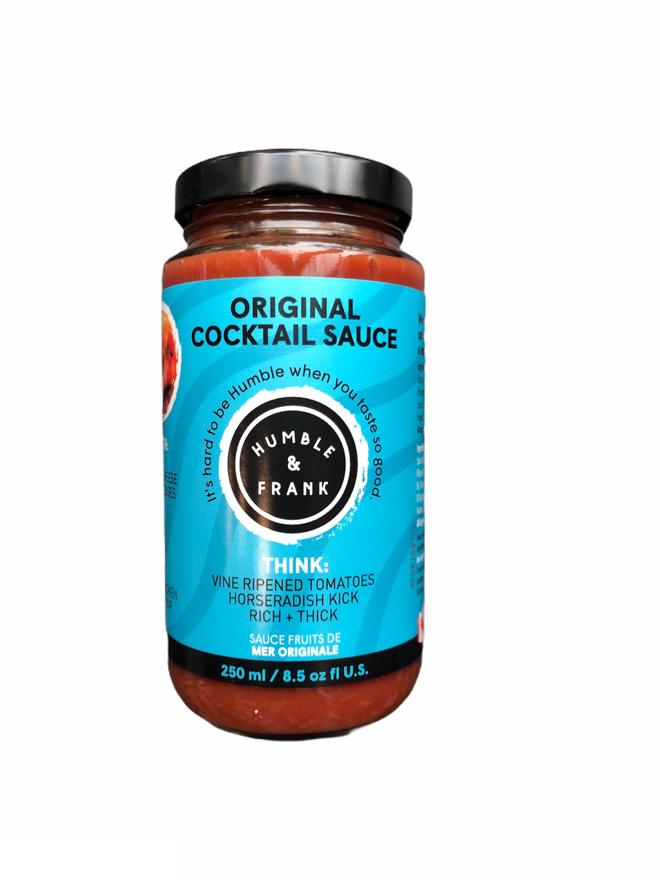 Humble & Frank Original Cocktail Sauce