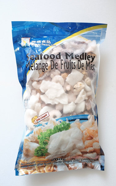 Frozen Seafood Medley