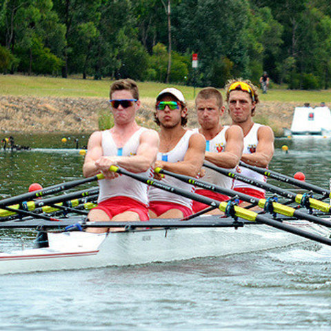 Coxless Fours & Quads