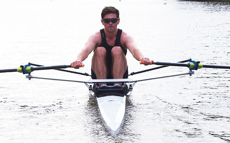 Sykes Lightweight Single Scull - Mould 137
