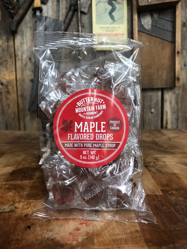 BUTTERNUT MOUNTIAN FARM Maple Flavored Drops