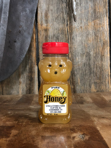 Stix & Stones Farms Honey