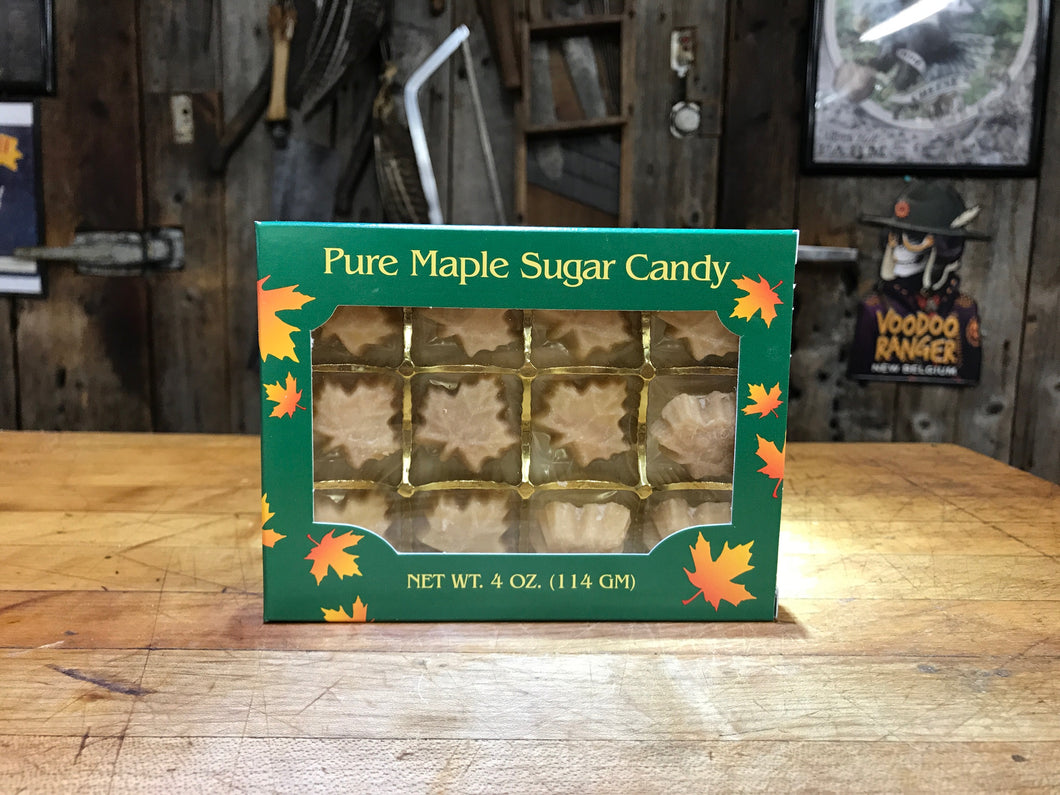 Vermont Pure Maple Sugar Candy