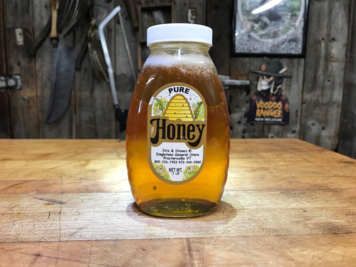 Singletons General Pure Vermont Honey