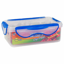 The Hefty® Clip Fresh® 4.6 cup Rectangular Airtight Container