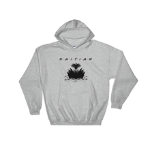 1Lifer Coat of Arms Hoodie (blk txt)