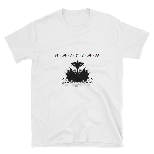 1Lifer Coat of Arms Unisex T-Shirt (wht)