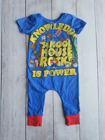 School House Rock Harem Coverall