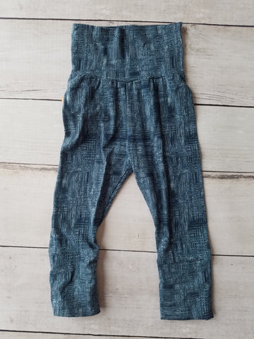 Faux Denim Grow With Me Pants