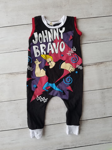 Johnny Bravo Tank Coverall