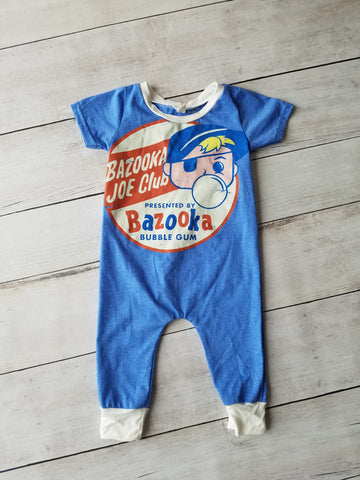 Bazooka Joe Coverall