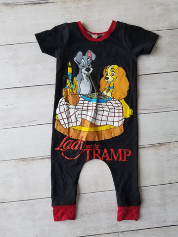 Lady and the Tramp Coverall