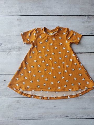 Kitten Hi-Lo Dress