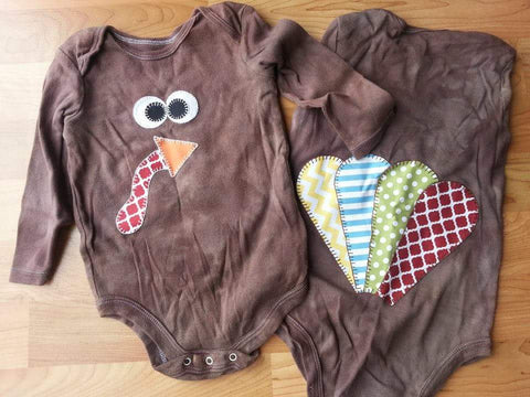 Turkey Bodysuit