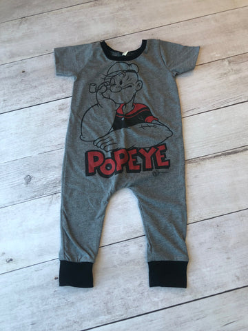 Popeye Coverall