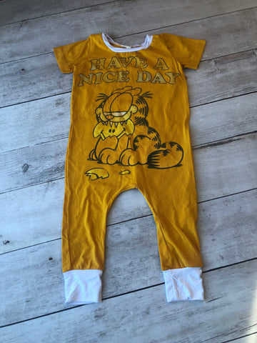 Garfield Coverall