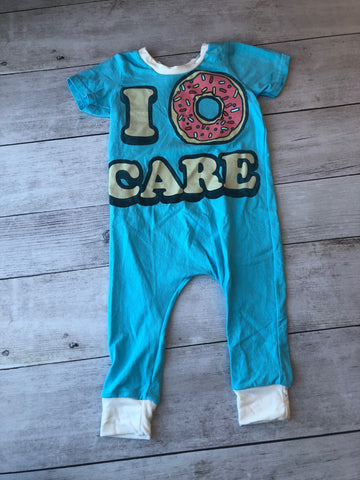 I Donut Care Coverall