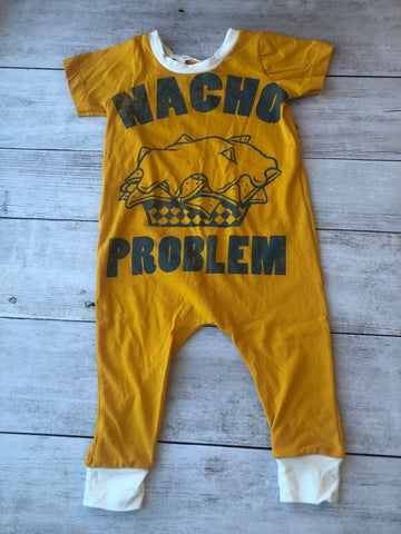 Nacho Problem Coverall