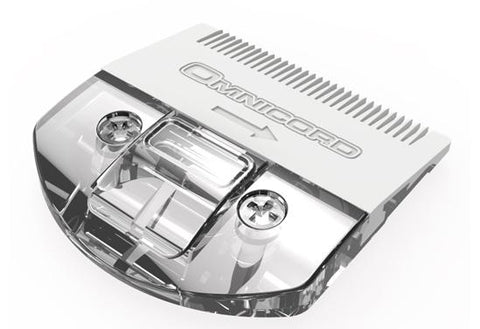 Omnicord Crystal Clear Superior Ceramic Blade (Wahl Senior) *PRE-ORDER* Ceramic Blade Omnicord Inc.