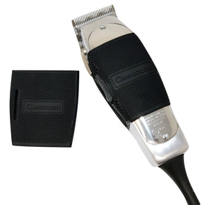 Omnicord Master No Slip Clipper Grip - Blackity Black Omnigrip (Clipper Sleeves) Omnicord