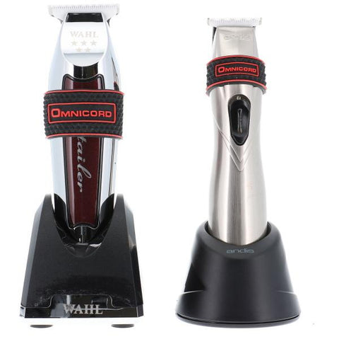 Image of Omnicord Pro Premium Clipper Grip - Assassin Red Clipper Grip Omnicord Inc.