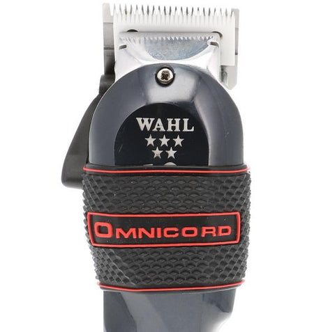 Omnicord Pro Premium Clipper Grip (Wahl) - Assassin Red Clipper Grip Omnicord Inc.