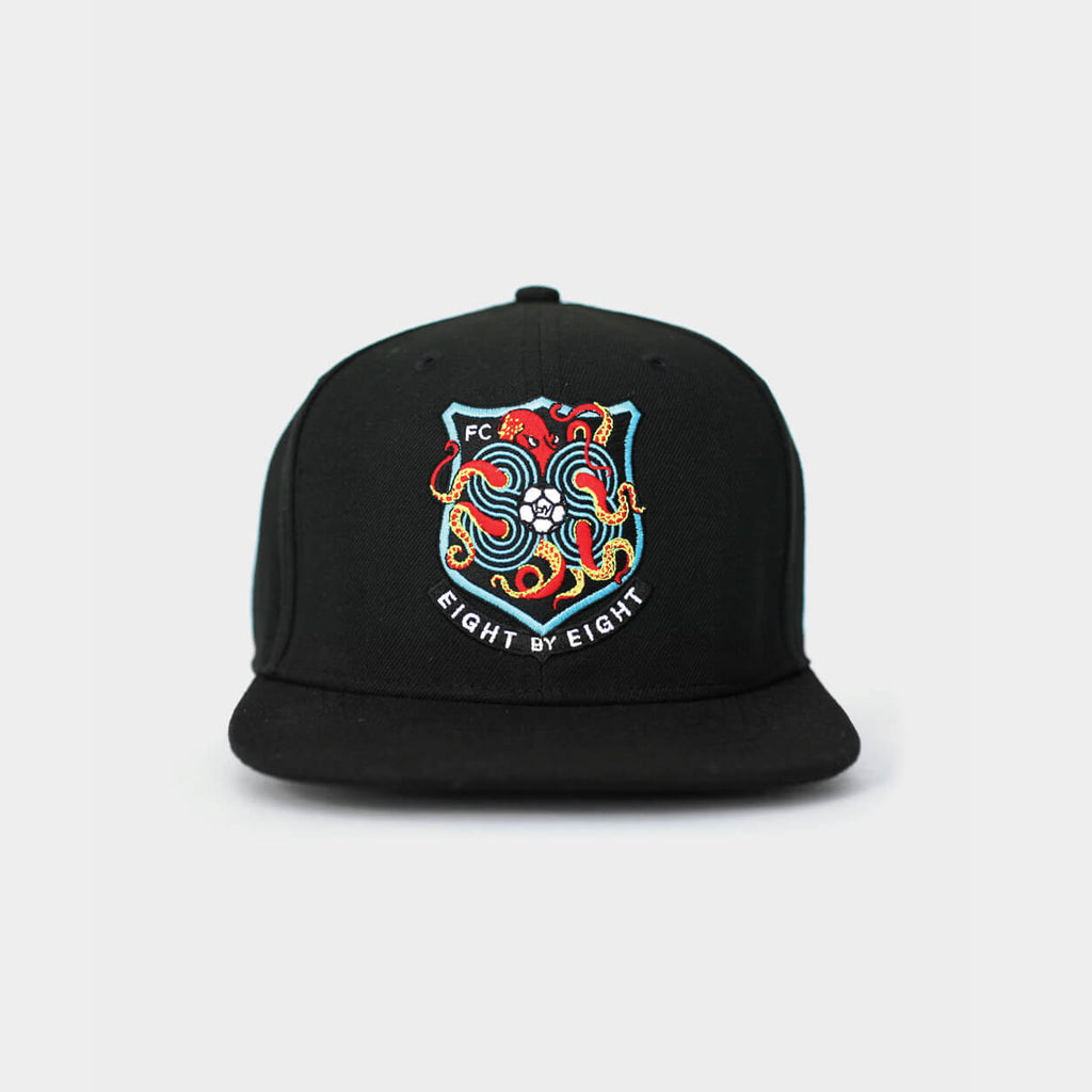 Eight by Eight FC Snapback Cap (color)
