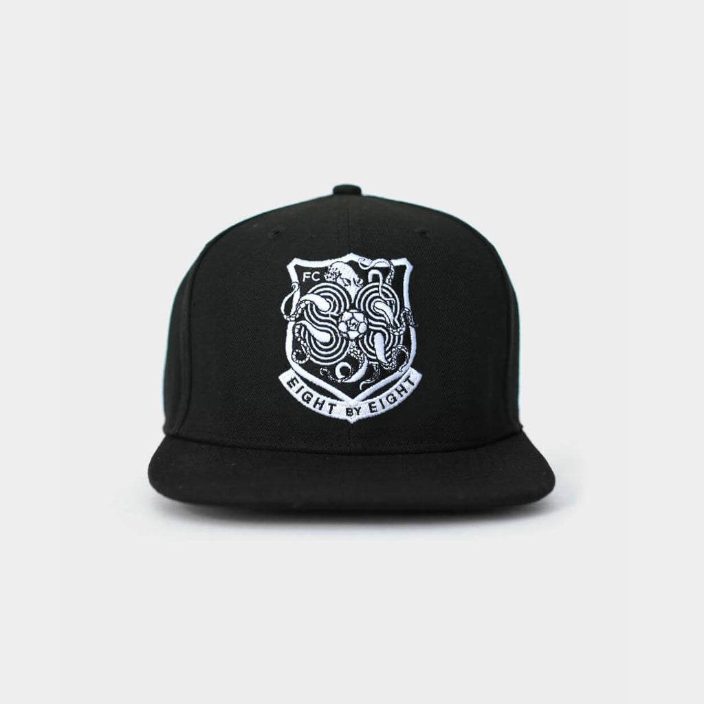 Eight by Eight FC Snapback Cap (monochromatic)