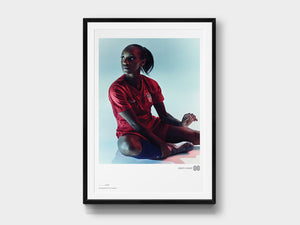 Limited-Edition Giclée Print: Crystal Dunn