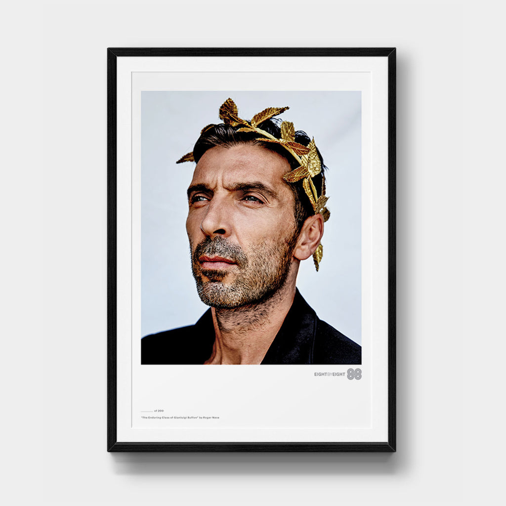 Limited-Edition Giclée Print: Gigi Buffon