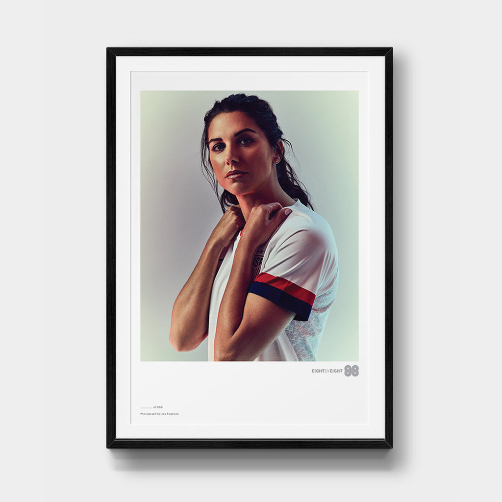 Limited-Edition Giclée Print: Alex Morgan