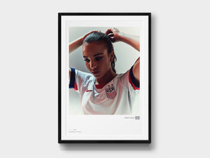 Limited-Edition Giclée Print: Mallory Pugh