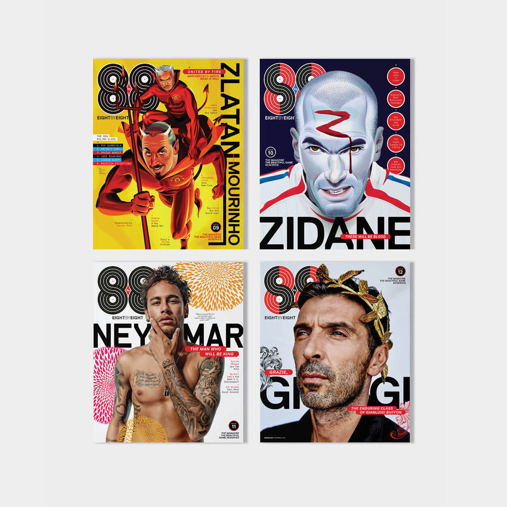 Back Issue Bundle: 09-12 (year-three set)