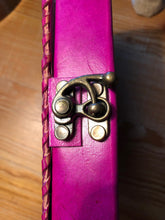 Pink Passion Journal with Genuine Stone Accent