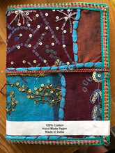 Hardcover Cloth Tapestry Journal