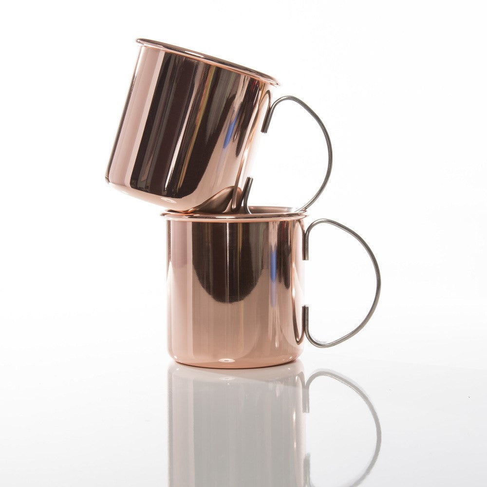 The Burro Copper Mugs