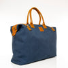 The Weekender Bag Blue