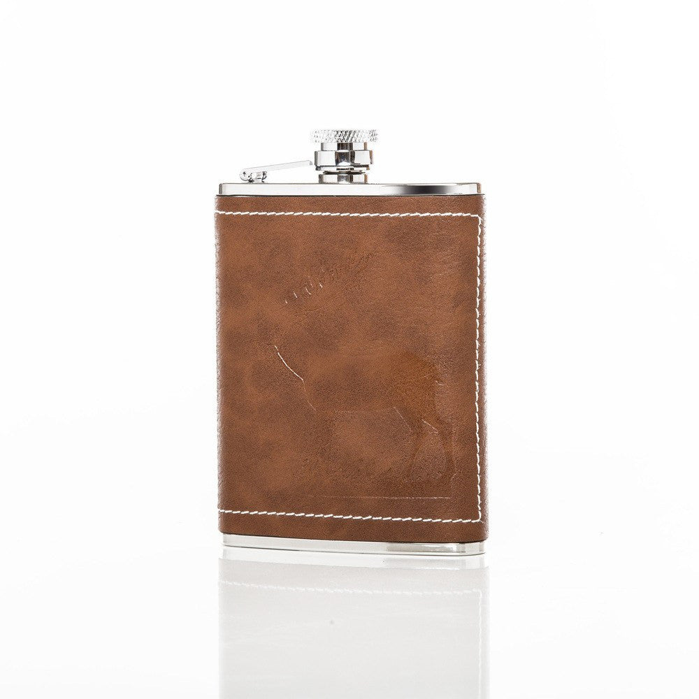 "Oh ""Deer"" Flask"