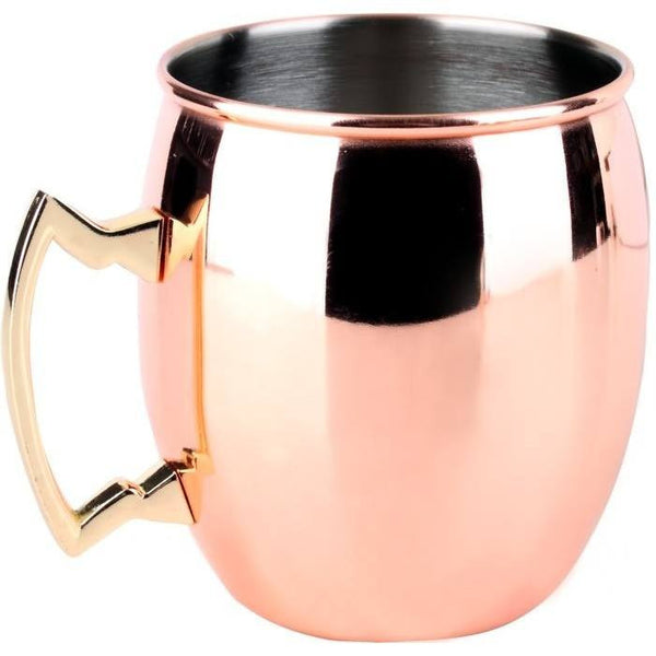 The Copper Moscow Mug