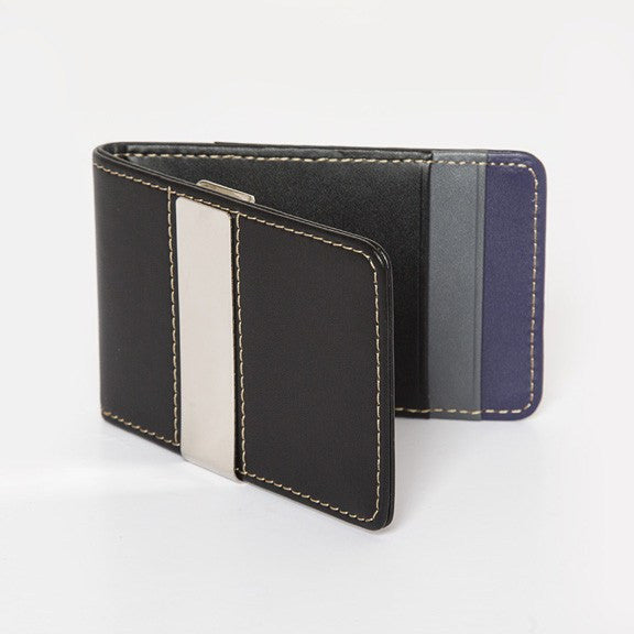 The Classic Mans Money Clip Wallet