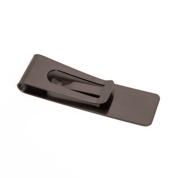 Gunmetal Moneyclip