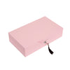 Stackable High-Gloss Jewelry Box Rose Quartz