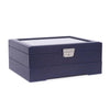 Edwin Stackable Jewelry Box and Tray