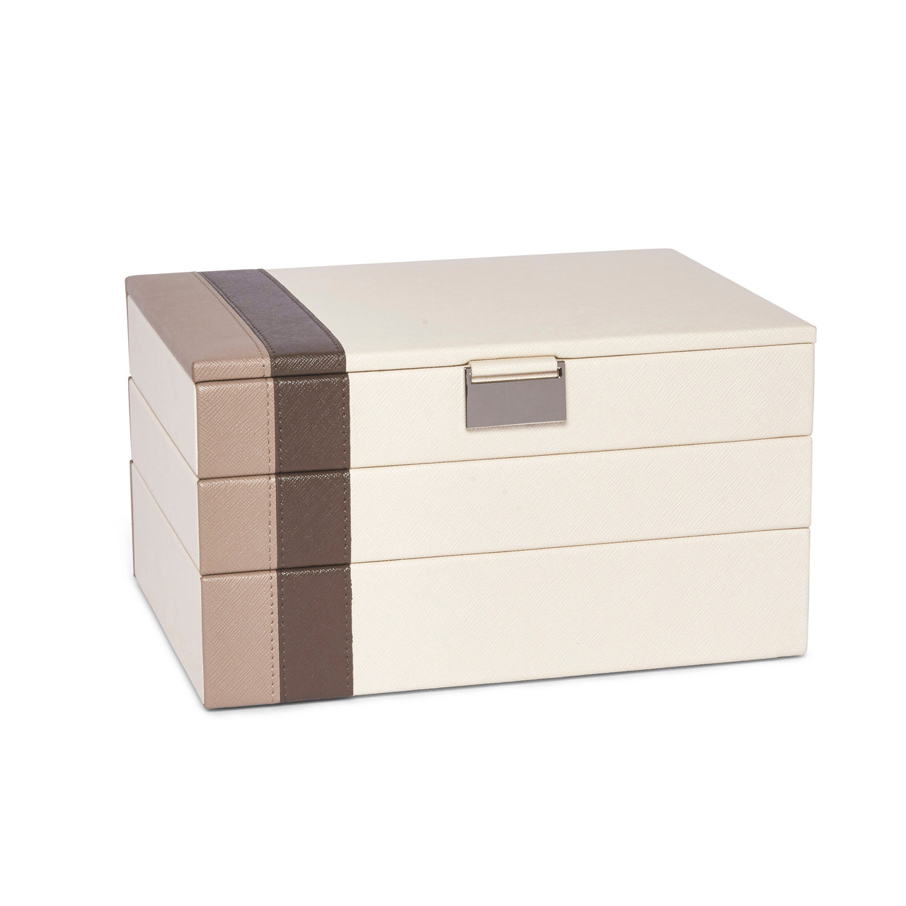 Madison Stackable Jewelry Box Set