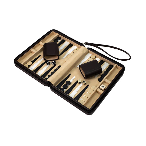 Travel Backgammon Set