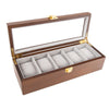 William 5-Slot Watch Box