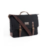 Ethan Messenger Bag (Black)