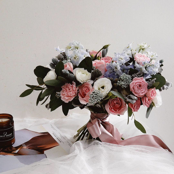 First Sight SG Best Florist in Singapore Flower delivery Corporate Gifts Events Flowers Bridal Bouquets Bridal Flowers