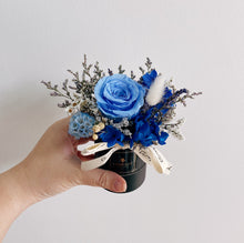 Everlasting Love (Mini Bloom Box - Blue)